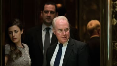 Rep. Tom Price is accused of insider trading