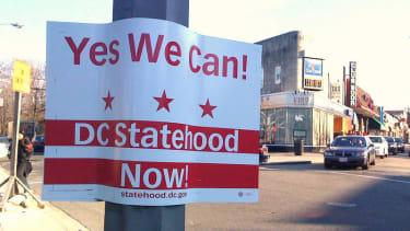 Obama endorses statehood for Washington, DC (and, presumably, its 2 prospective Democratic senators)