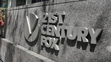 21st Century Fox headquarters in New York.