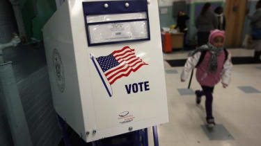 Previously, non-citizens in New York City were allowed to vote in local school board elections.
