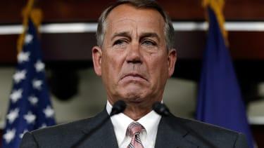 Finally, John Boehner calls himself 'Boner'