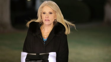 """Kellyanne Conway was """"counseled"""" over her comments on Ivanka Trump clothes"""