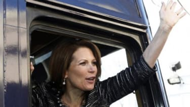 Michele Bachmann's hopes for the presidency may have been dashed in Iowa, but some political prognosticators believe she still has a chance to become VP.