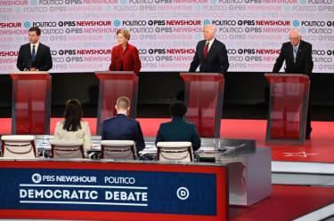 Democratic debate.
