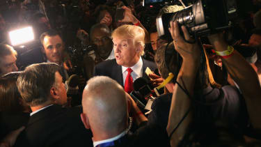 Donald Trump's success can be attributed to more than just the media.