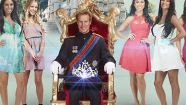 Fox's new dating show tricks women into thinking they had a chance with Prince Harry