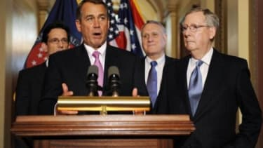 House Speaker John Boehner's budget deal will hardly make a dent in the nation's deficit, says the Congressional Budget Office, which may cause some Republicans to vote against it.