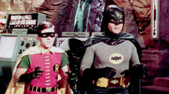 This classic version of Batman never goes out of style.