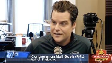 Matt Gaetz predicts
