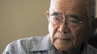 Man sent to WWII internment camp gets a high school graduation 72 years later