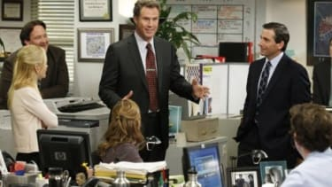 """Will Ferrell joined """"The Office"""" Thursday as Deangelo Vickers, a character that left critics rather underwhelmed."""