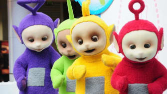 The Teletubbies are back (and more terrifying than ever)