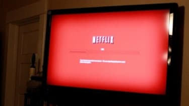 A Netflix video