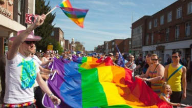 Annual pride march