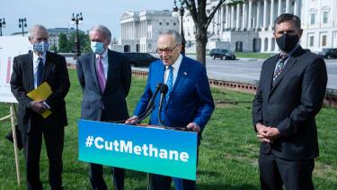 Democrats restore methane rules