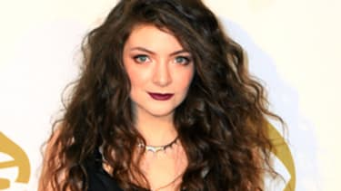 Listen to Lorde's fiery new single from The Hunger Games: Mockingjay Part 1