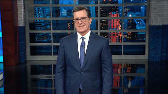 Stephen Colbert on Ivanka Trump and security clearances