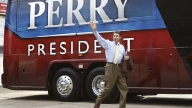 Wednesday's GOP presidential debate will be the first for Rick Perry, who has debated only four times in his decade as Texas governor.