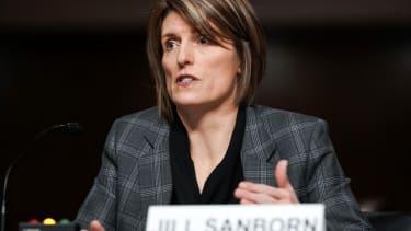 Jill Sanborn.