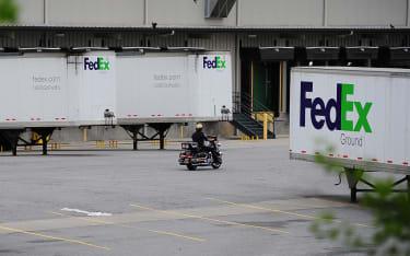 FedEx facility in Atlanta