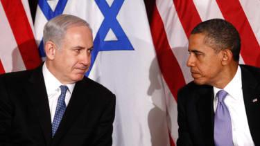 Netanyahu, Obama, 2011