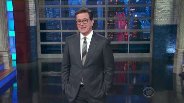 Stephen Colbert notes that Senate Republicans are not voting on health care this week