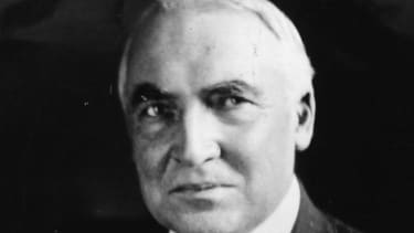 President Warren Harding's love letters with mistress to go on public display