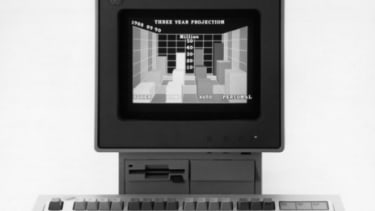 The 1987 IBM Personal System 2 model computer: IBM celebrated its centennial last week.
