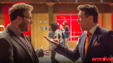 Sony is opening pay-for-view streaming of The Interview today