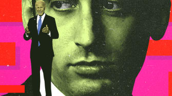 Joe Biden, Stephen Miller.
