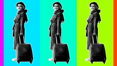 A traveler.
