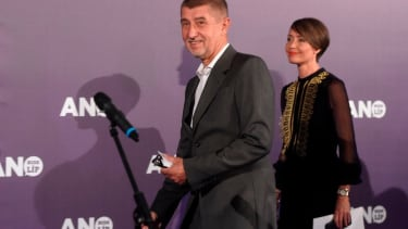Andrej Babis is the new prime minister of the Czech Republic