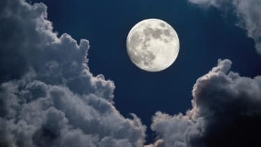 Researchers use ancient crystals to determine the moon's real age (it's older than we thought!)