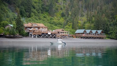 A beautiful home for sale in Alaska.