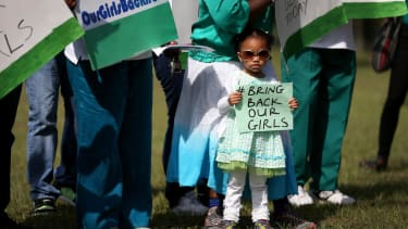 Nigerian officials claim to know the location of the missing girls