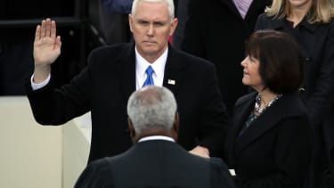 (Vice) President Mike Pence.