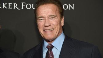 Arnold Schwarzenegger.