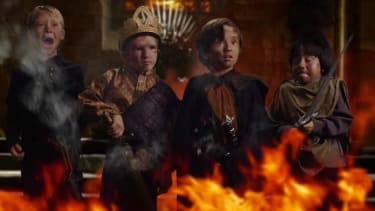Watch kids gamely act out Game of Thrones, Mad Men, Breaking Bad, and other Emmy-nominated shows