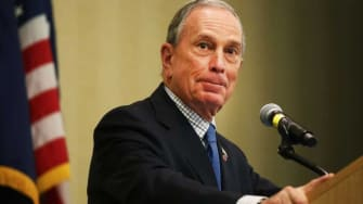 New York City Mayor Michael Bloomberg speaks at the North American Board Meeting for the Union for Reform Judaism on May 31.