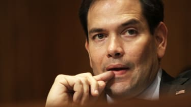 Marco Rubio may convince Donald Trump to make a positive change.
