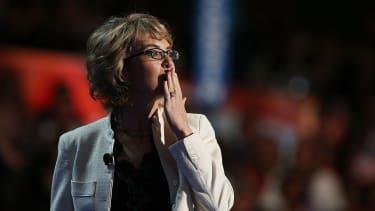 Former U.S. Rep. Gabrielle Giffords
