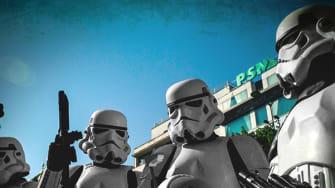 Star Wars fans.