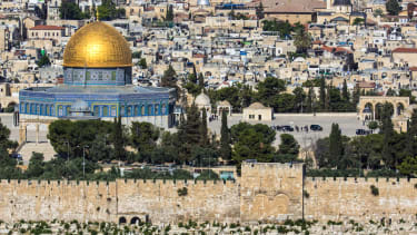 Temple Mount.