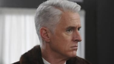 The memoir that 'Mad Men' character Roger Sterling ( John Slattery) penned within the context of the show will hit real life book stores this November.