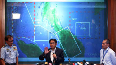 Search for missing Malaysia jet is the 'most expensive' in aviation history