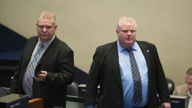 Rob Ford's brother: We're not anti-Semites — just ask our Jewish doctor, dentist, lawyer, and accountant