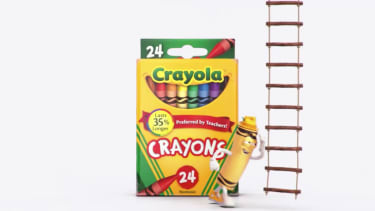 Crayola will retire its dandelion crayon and replace it in 24 packs of crayons.