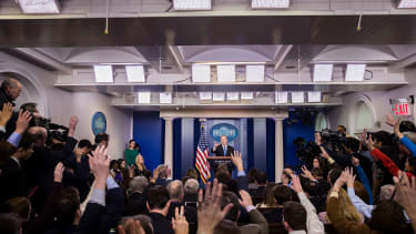White House Press Secretary Sean Spicer's job is about to get easier.