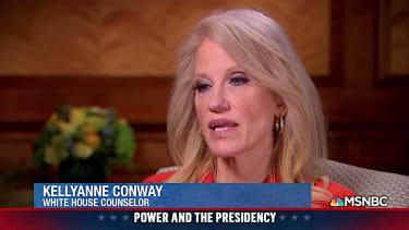 Kellyanne Conway makes up terrorist attack
