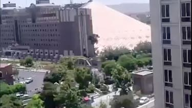 Gunmen fire on and from Iran parliament building